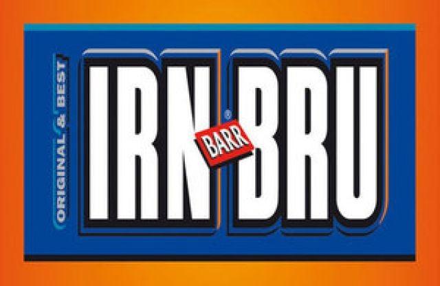 Iron Bru 2L Bottle