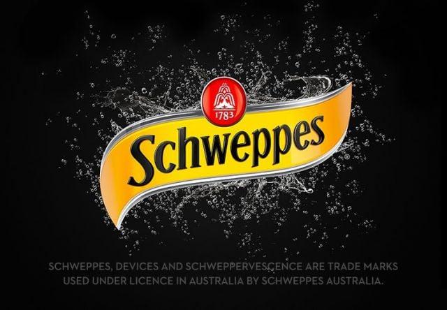 Schweppes Soda Water 1L Bottle