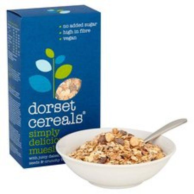 Muesli Cereals Dorset