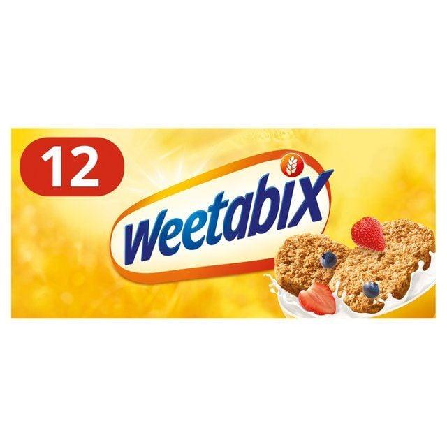 Weetabix 12pcs