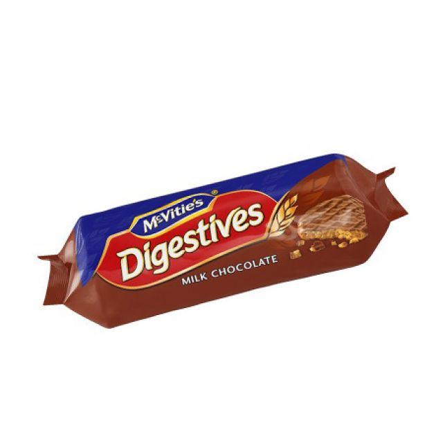 McVities Milk Chocolate Digestives