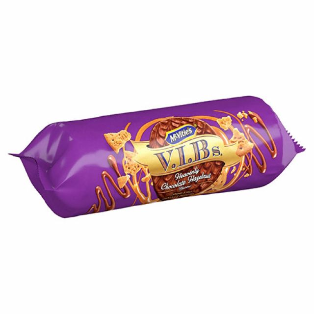 Mcvities VIB Chocolate Hazelnut