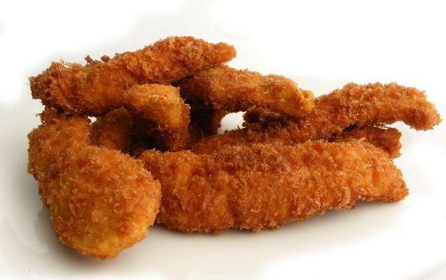 Chicken Strips 6pcs