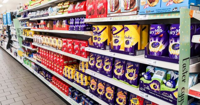 Irish Residents Consume 8.8M Easter Eggs Annually, Research Shows