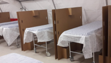 Smurfit Kappa Produces Corrugated Workplace Dividers And Beds