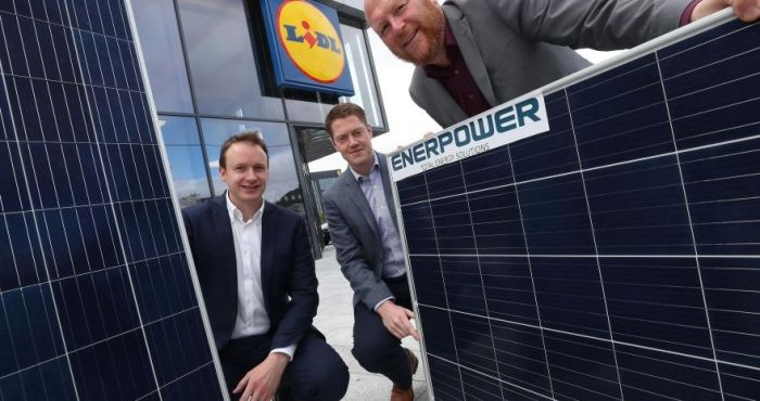 Lidl Completes Installation Of Solar Panels At Birr Store | Checkout