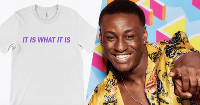 You Can Already Buy A T Shirt With A Love Island Slogan
