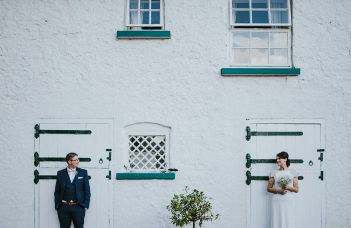 Jody and Robert's relaxed wedding at Leixlip Manor and Gardens