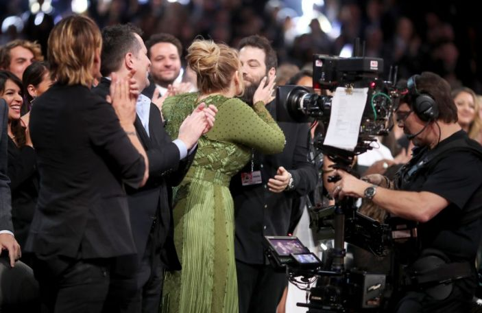 Adele has confirmed she's married and it's total relationship goals