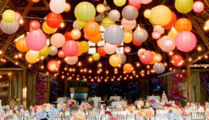 Wedding trends 2017 paper decor ideas confetti confetti wedding trends 2017 paper dcor ideas junglespirit Gallery