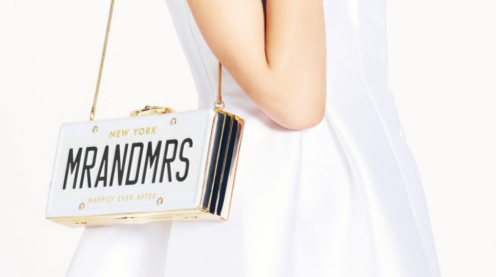 18 beautiful bridal bags you won't want to get married without