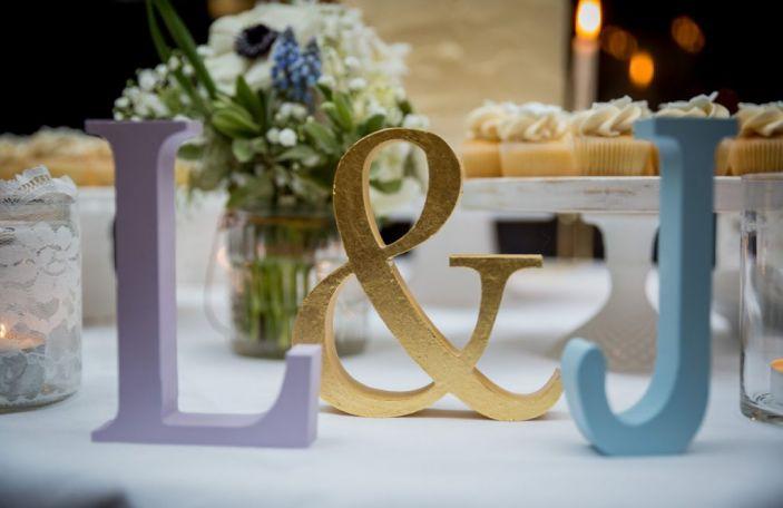 Lauren and Joshua's intimate, DIY wedding at Clontarf Castle