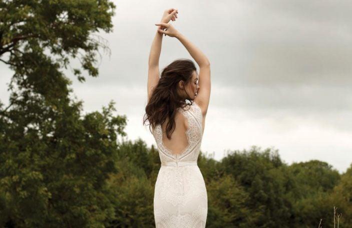 WATCH: Stunning Wedding Dresses by Catherine Deane