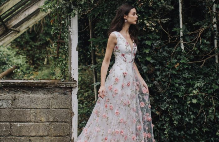 Her Dark Materials: Stunning bridal fashion & accessories at Leixlip Manor