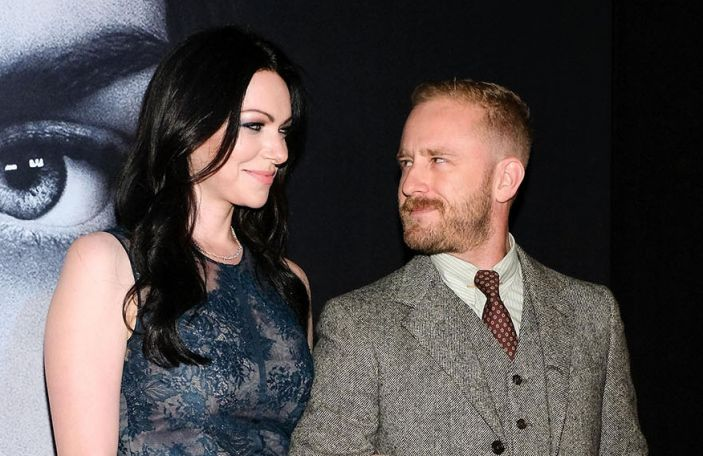 Orange Is The New Black star Laura Prepon shares our wedding woes!