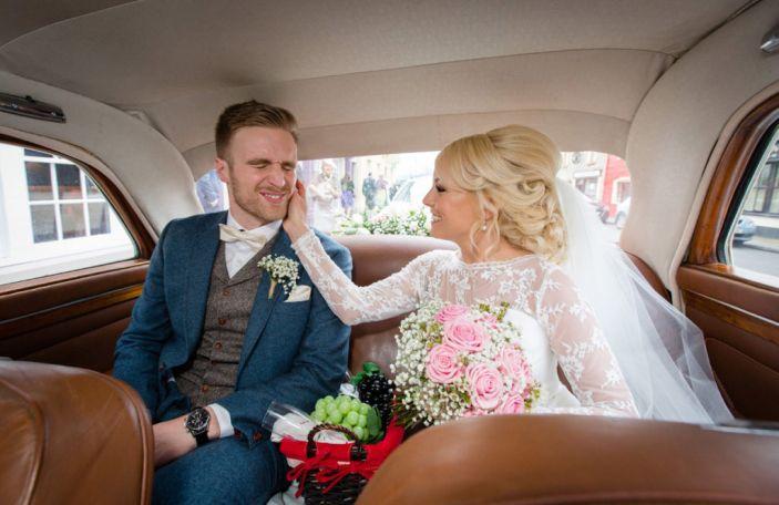 Amanda and Simon's beautiful, homely wedding at The Hotel Kilmore, Co Cavan