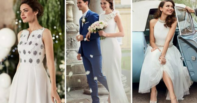 Brown Thomas Is Launching The New Ted Baker Tie Knot Bridal Collection Confetti Ie