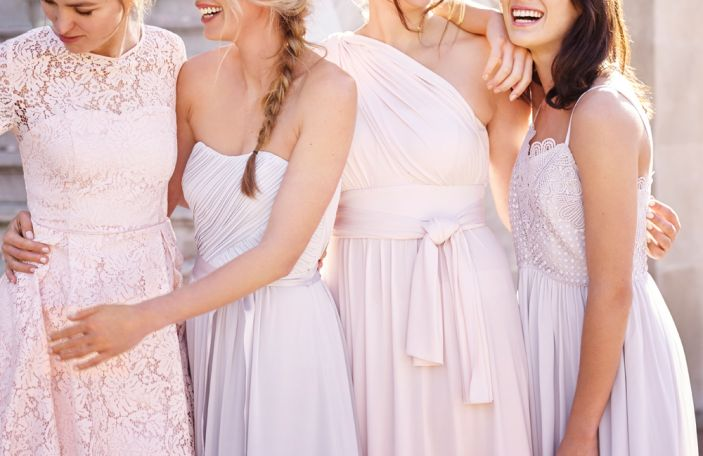 4 perfect affordable bridesmaids dresses from Marks and Spencer's new spring collection