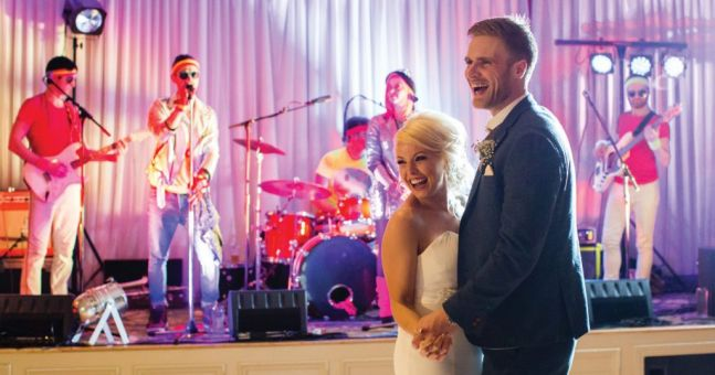 These are the 10 most popular wedding songs of the last for Best last song for wedding