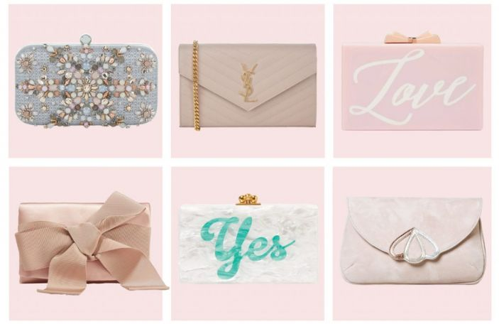 12 Brill' Bridal Bags for Every Budget