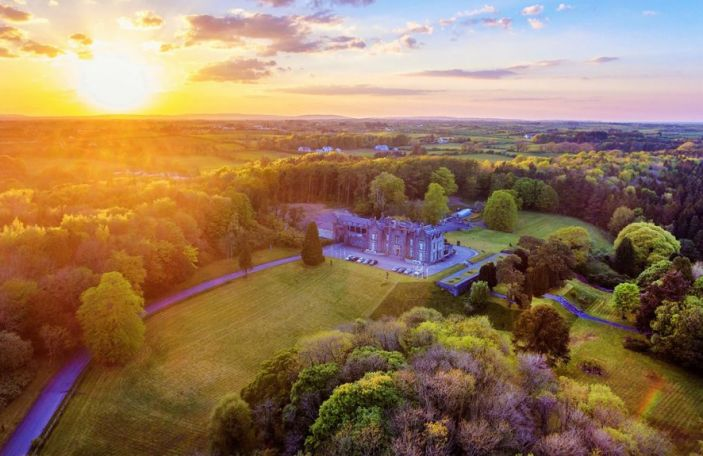 7 reasons to get married at our venue of the month July Belleek Castle