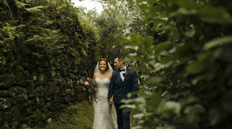 Jennifer and Trevor's rustic wedding at Innishannon House Hotel