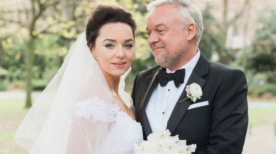 Ellen and Conrad's magical, glamorous wedding at The Shelbourne Hotel, Dublin