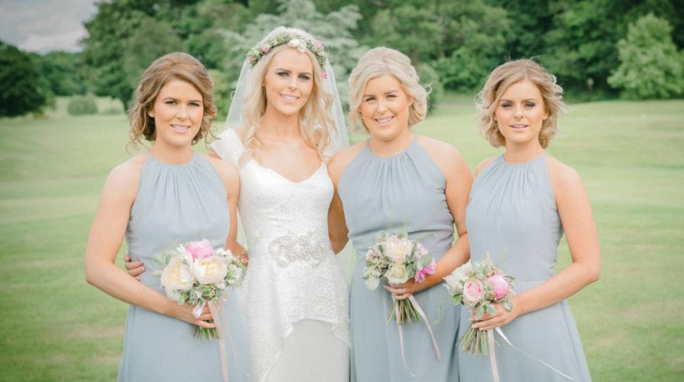 Sara and Clifford's rustic wedding at Faithlegg House Hotel, Co Waterford