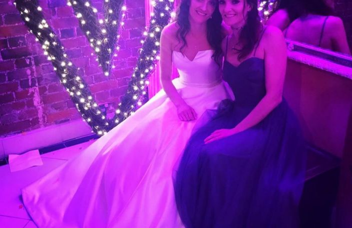 Keavy from B*Witched sang C'est La Vie at her wedding and it was glorious