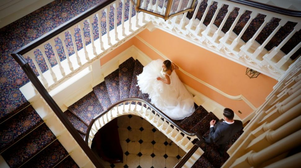 5 places to take stunning wedding photos at Dunboyne Castle