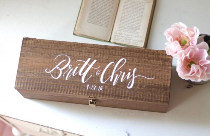 Wine Box Ceremonies are the new wedding trend you need to know about