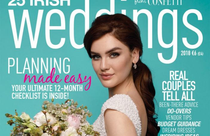 6 Reasons You Need Confetti's 25 Irish Weddings
