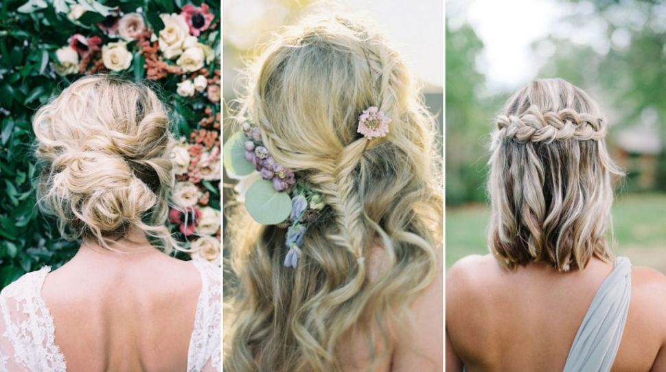 Boho Bridal Hairstyles For The Modern Bride