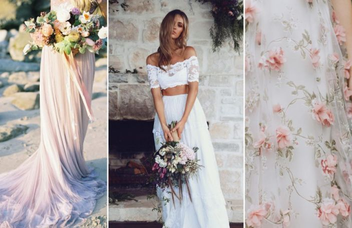 Non-Bridal Wedding Dresses For Alternative Brides