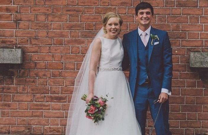 Donal Skehan and his wife Sofie have some amazing news