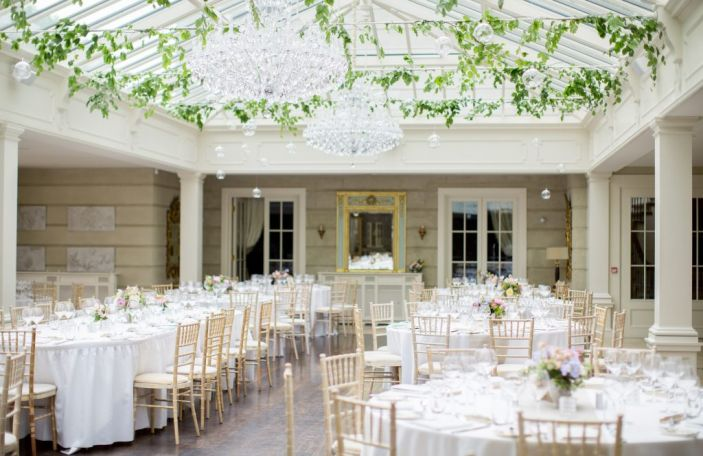 Advice on planning the perfect wedding, from Tankardstown House's wedding team