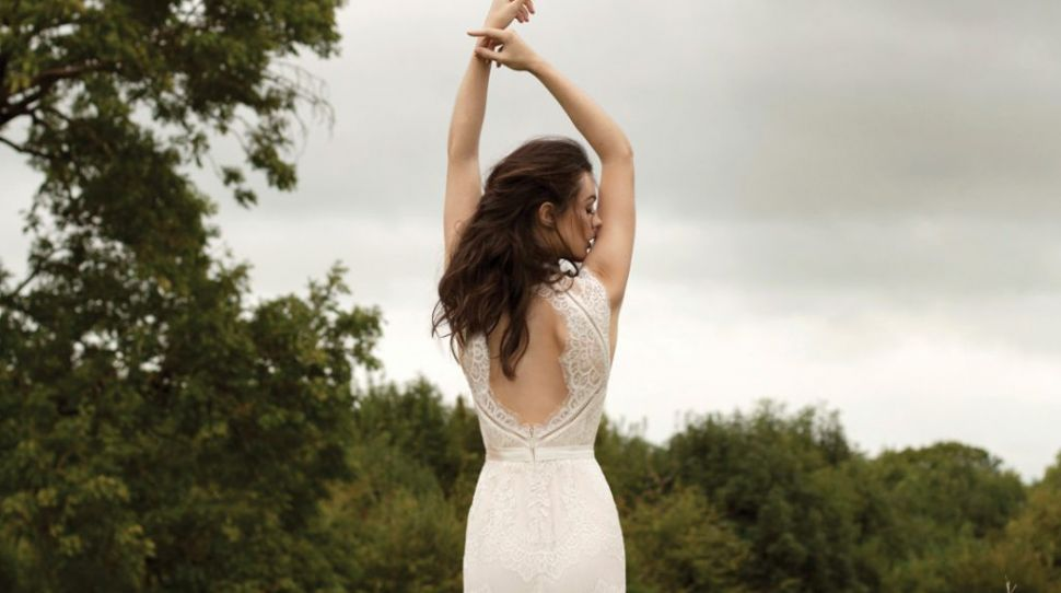 Stunning gowns by Irish born designer Catherine Deane