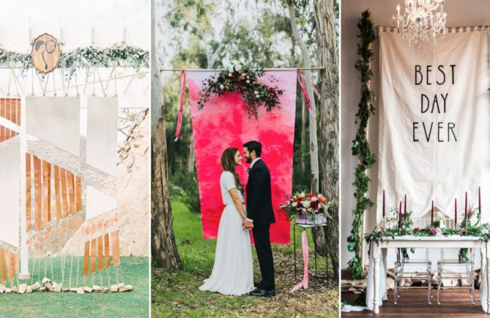 Wedding Backdrops That are Awe-Inspiring!