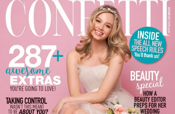 The 5 Biggest Reasons You Need Confetti's Autumn Issue