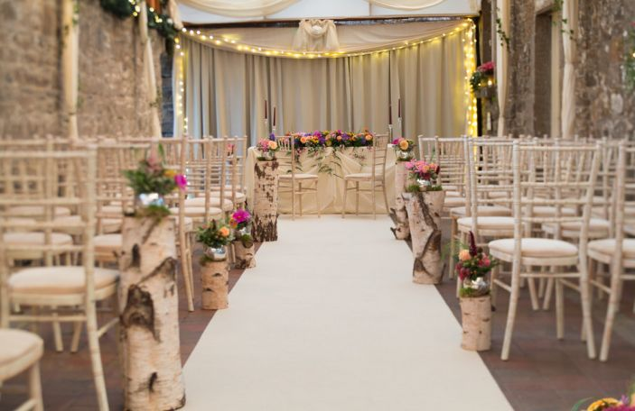 Advice on planning the perfect weddding, from Boyne Hill Estate's wedding team