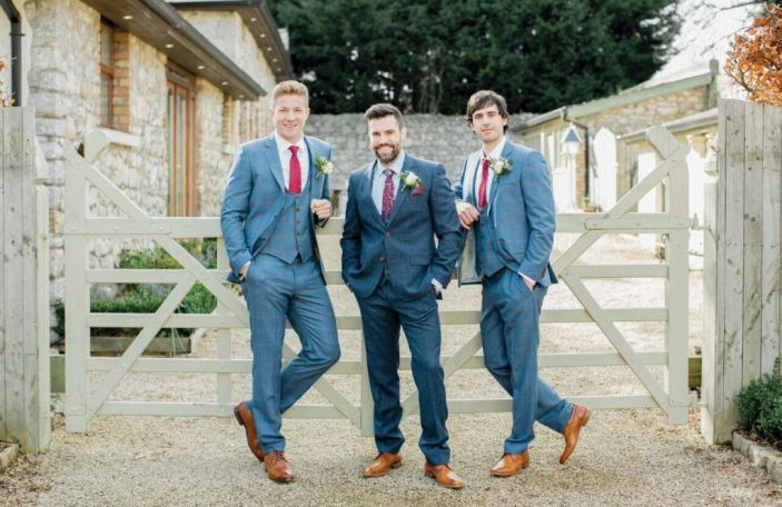 Groomswear and Groomsmen's Fashion from Arnotts