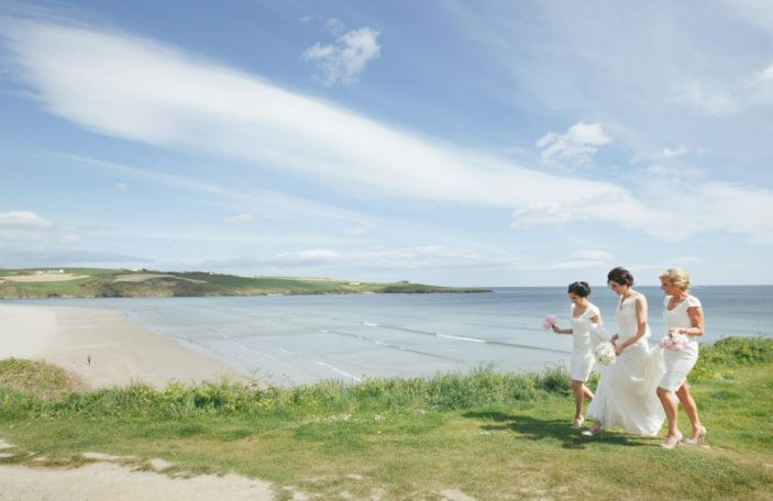 Venue of the Month October - Inchydoney Island Lodge and Spa