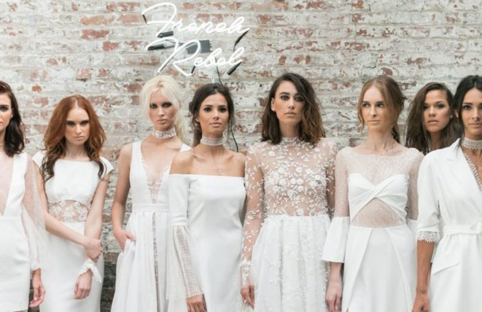 2018 Brides: Rime Arodaky's 2018 The Runaways Collection