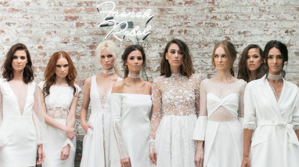 2018 Brides: Rime Arodaky's 2018 The Runaways Collection