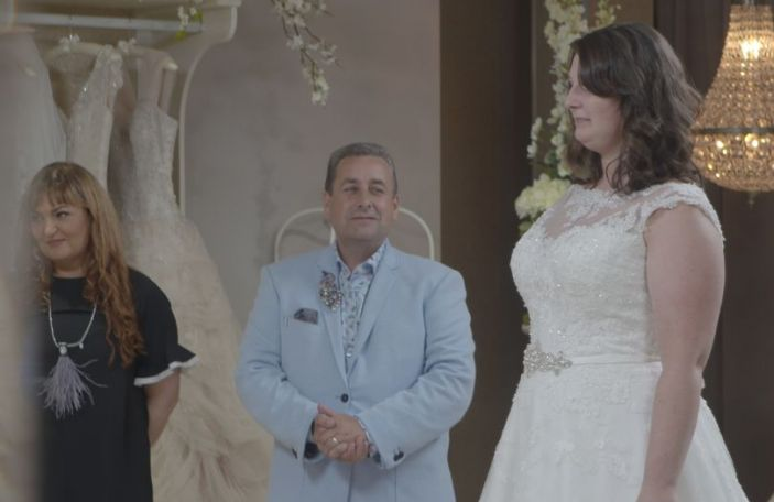 Irish Say Yes to the Dress got off to an emotional start last night!