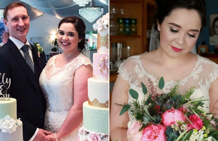 Bridal Hindsight: Kelly of Kelly Lou Cakes