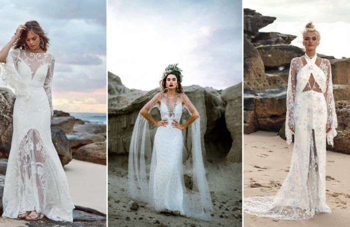 Bridal collection from Rue de Seine: Moonlight Magic