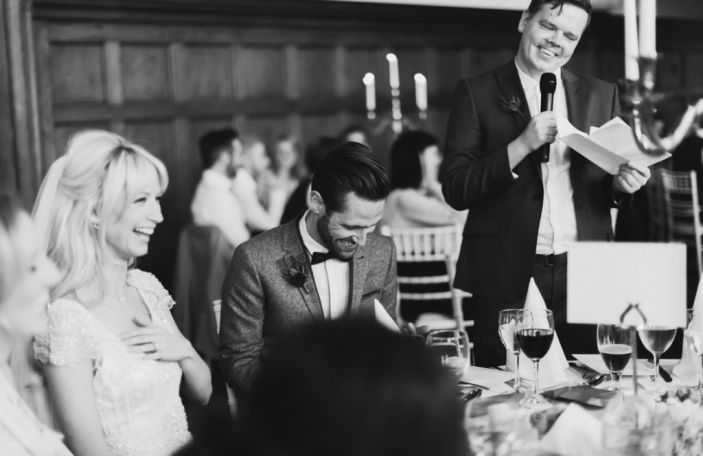 The all new wedding speech rules - you can thank us later!