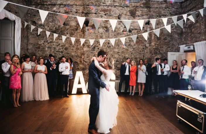 Advice on planning the perfect wedding from the team at Cloughjordan House