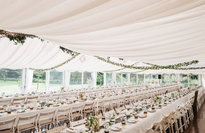 The wedding menu you HAVE to have at Cloughjordan House